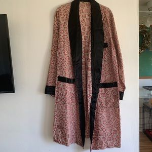 Vintage 70s housecoat/robe